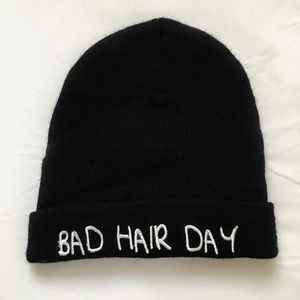 Urban Outfitters Bad Hair Day beanie